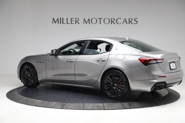 New 2021 Maserati Ghibli S Q4 for sale $90,075 at McLaren Greenwich in Greenwich CT 06830 4
