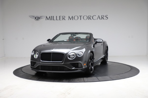 Used 2017 Bentley Continental GT V8 S for sale $179,900 at McLaren Greenwich in Greenwich CT 06830 2