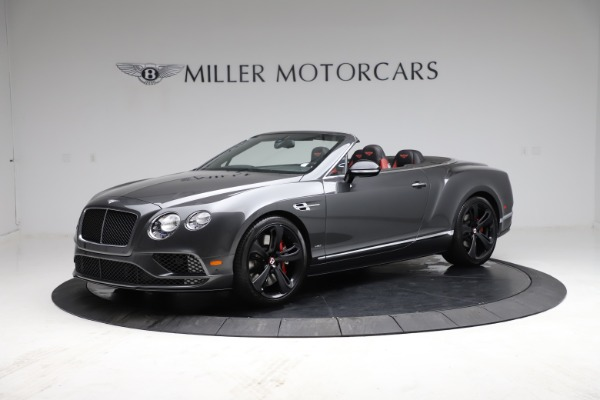 Used 2017 Bentley Continental GT V8 S for sale Sold at McLaren Greenwich in Greenwich CT 06830 3