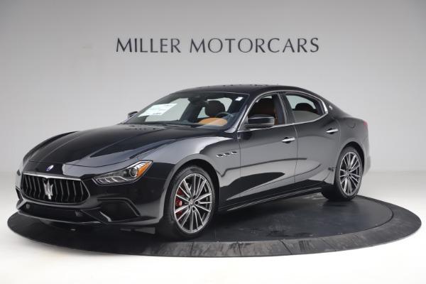 New 2021 Maserati Ghibli S Q4 for sale $90,675 at McLaren Greenwich in Greenwich CT 06830 2