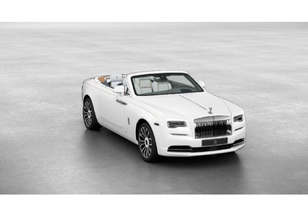 New 2021 Rolls-Royce Dawn for sale Sold at McLaren Greenwich in Greenwich CT 06830 2