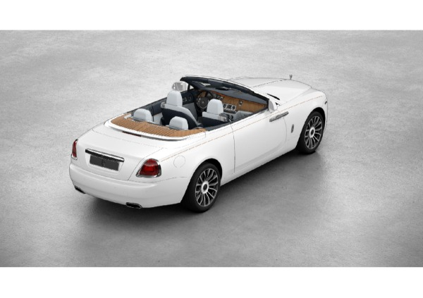 New 2021 Rolls-Royce Dawn for sale Sold at McLaren Greenwich in Greenwich CT 06830 3
