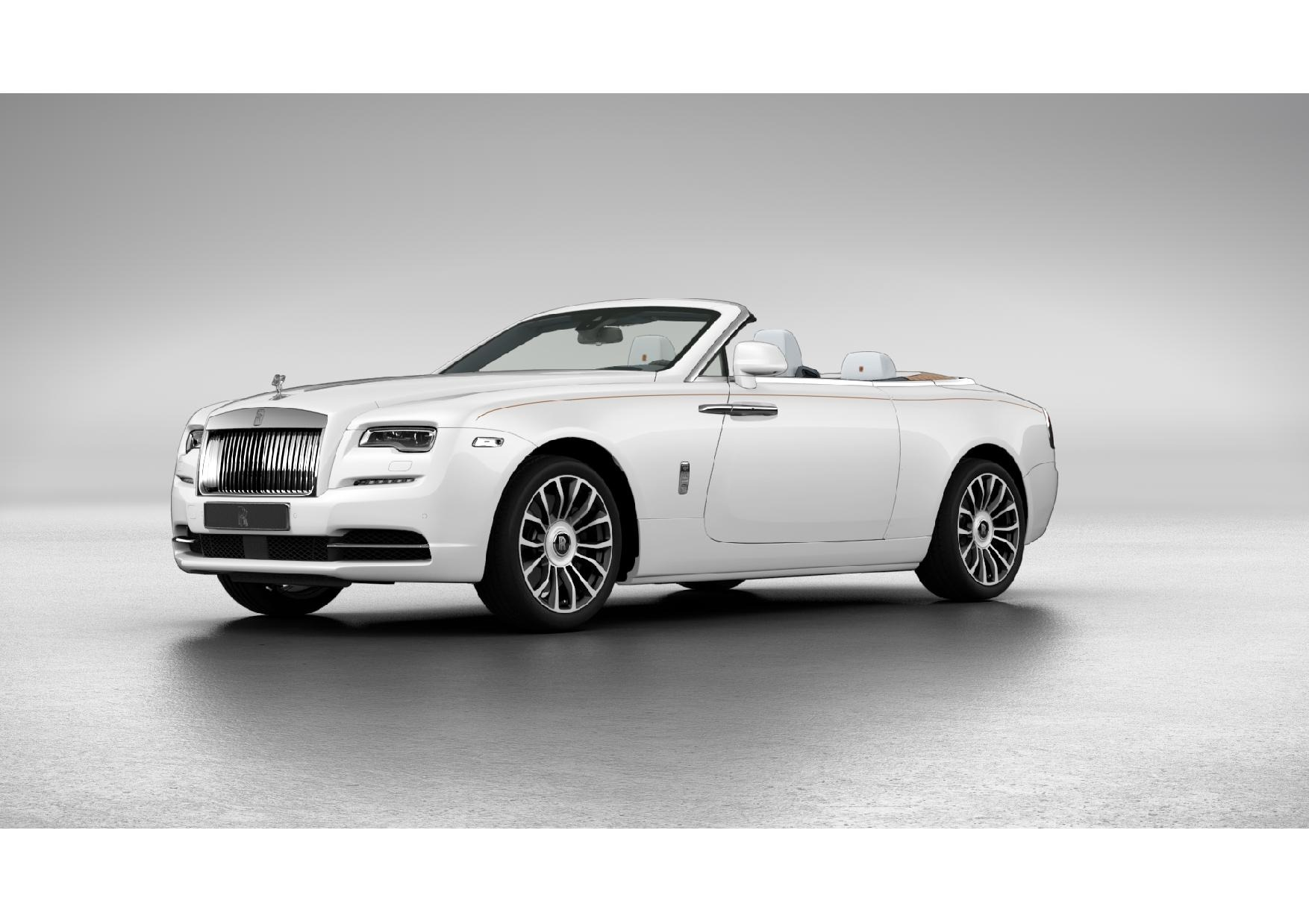 New 2021 Rolls-Royce Dawn for sale Sold at McLaren Greenwich in Greenwich CT 06830 1