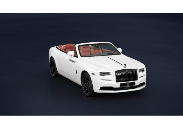 New 2021 Rolls-Royce Dawn Black Badge for sale Call for price at McLaren Greenwich in Greenwich CT 06830 2
