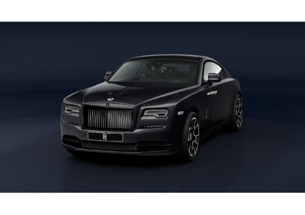 New 2021 Rolls-Royce Wraith Black Badge for sale Call for price at McLaren Greenwich in Greenwich CT 06830 2