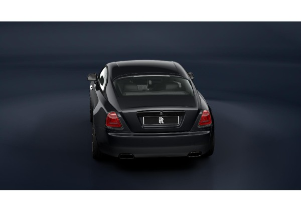 New 2021 Rolls-Royce Wraith Black Badge for sale Call for price at McLaren Greenwich in Greenwich CT 06830 3