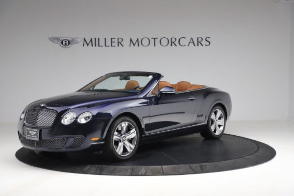 Used 2011 Bentley Continental GTC for sale Call for price at McLaren Greenwich in Greenwich CT 06830 2