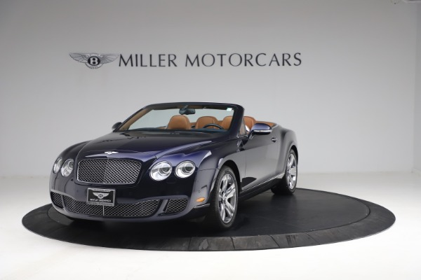 Used 2011 Bentley Continental GTC for sale Call for price at McLaren Greenwich in Greenwich CT 06830 1