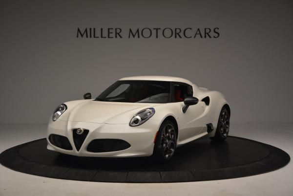 Used 2015 Alfa Romeo 4C for sale Sold at McLaren Greenwich in Greenwich CT 06830 1