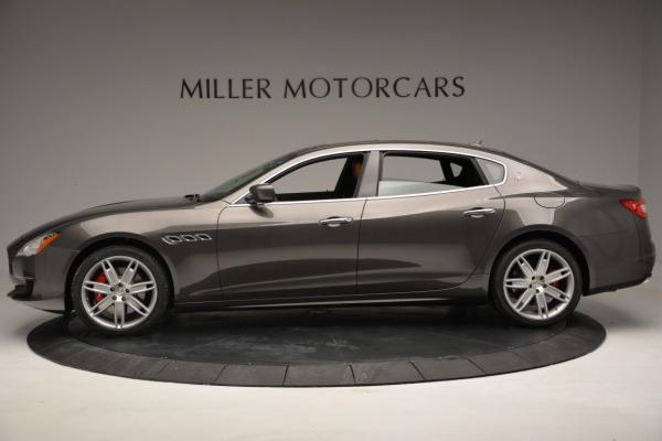 New 2016 Maserati Quattroporte S Q4 for sale Sold at McLaren Greenwich in Greenwich CT 06830 3