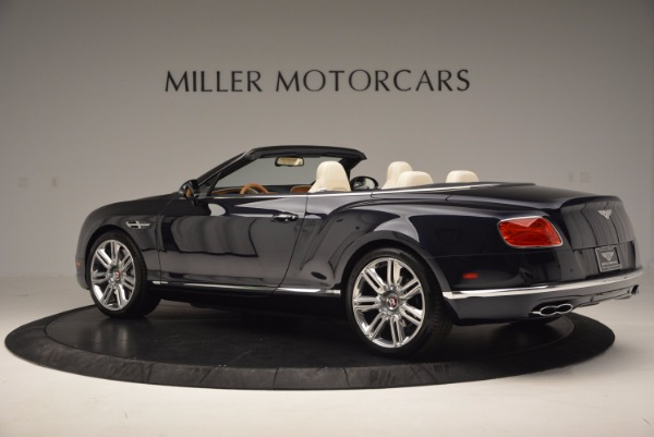 New 2017 Bentley Continental GT V8 for sale Sold at McLaren Greenwich in Greenwich CT 06830 4