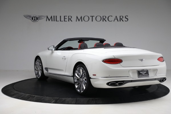 New 2021 Bentley Continental GT V8 Mulliner for sale Call for price at McLaren Greenwich in Greenwich CT 06830 4
