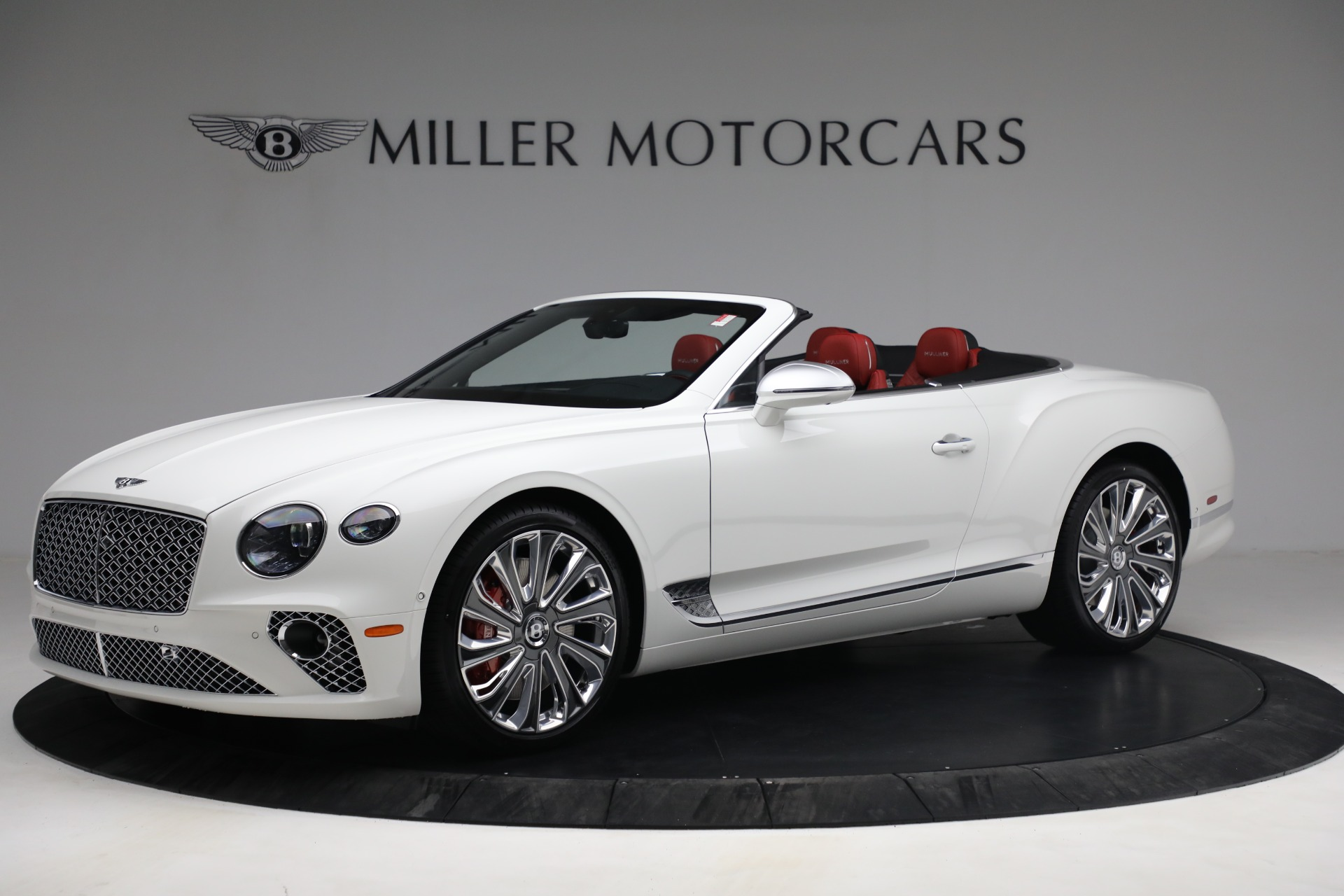 New 2021 Bentley Continental GT V8 Mulliner for sale Call for price at McLaren Greenwich in Greenwich CT 06830 1