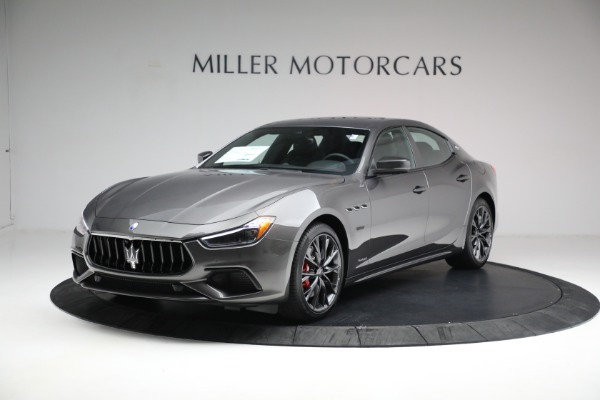New 2021 Maserati Ghibli S Q4 GranSport for sale $100,635 at McLaren Greenwich in Greenwich CT 06830 2