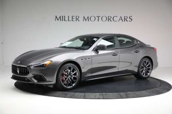 New 2021 Maserati Ghibli S Q4 GranSport for sale $100,635 at McLaren Greenwich in Greenwich CT 06830 3