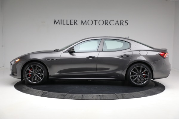 New 2021 Maserati Ghibli S Q4 GranSport for sale $100,635 at McLaren Greenwich in Greenwich CT 06830 4