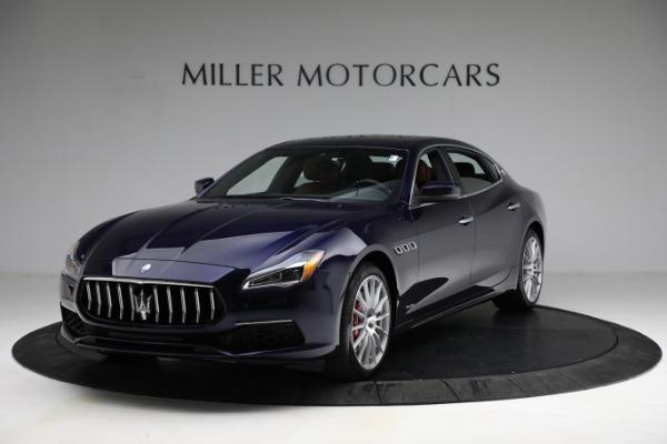 New 2021 Maserati Quattroporte S Q4 GranLusso for sale $125,149 at McLaren Greenwich in Greenwich CT 06830 2