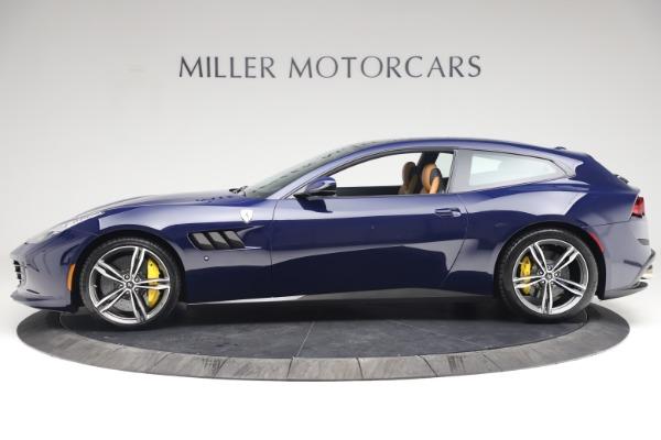 Used 2018 Ferrari GTC4Lusso for sale $289,900 at McLaren Greenwich in Greenwich CT 06830 3