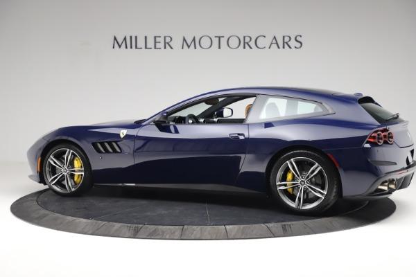Used 2018 Ferrari GTC4Lusso for sale $289,900 at McLaren Greenwich in Greenwich CT 06830 4