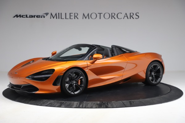 Used 2020 McLaren 720S Spider for sale $335,900 at McLaren Greenwich in Greenwich CT 06830 2