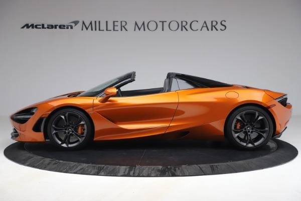 Used 2020 McLaren 720S Spider for sale $335,900 at McLaren Greenwich in Greenwich CT 06830 3