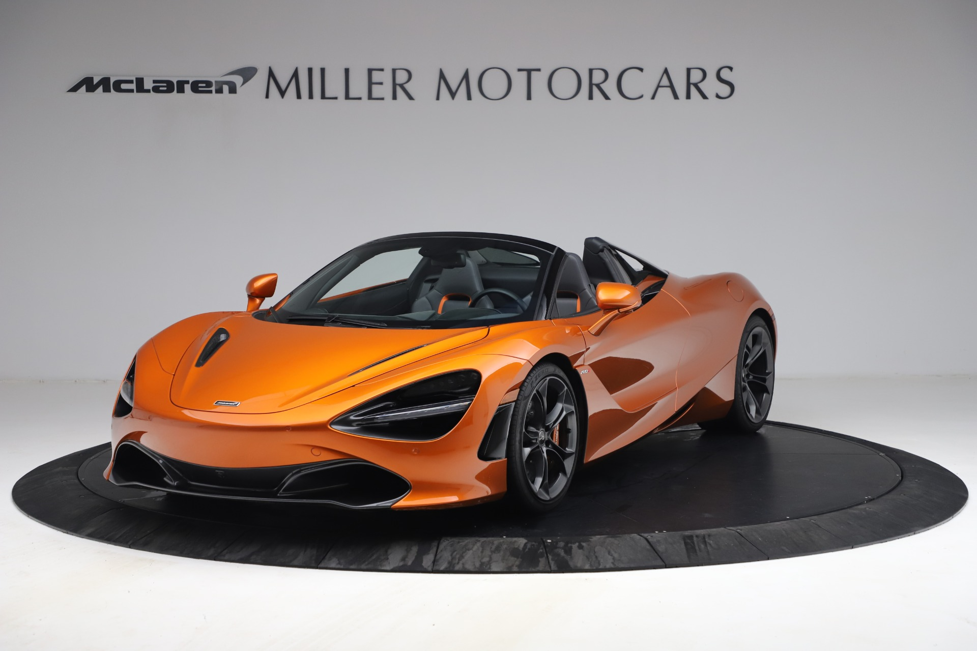 Used 2020 McLaren 720S Spider for sale $335,900 at McLaren Greenwich in Greenwich CT 06830 1