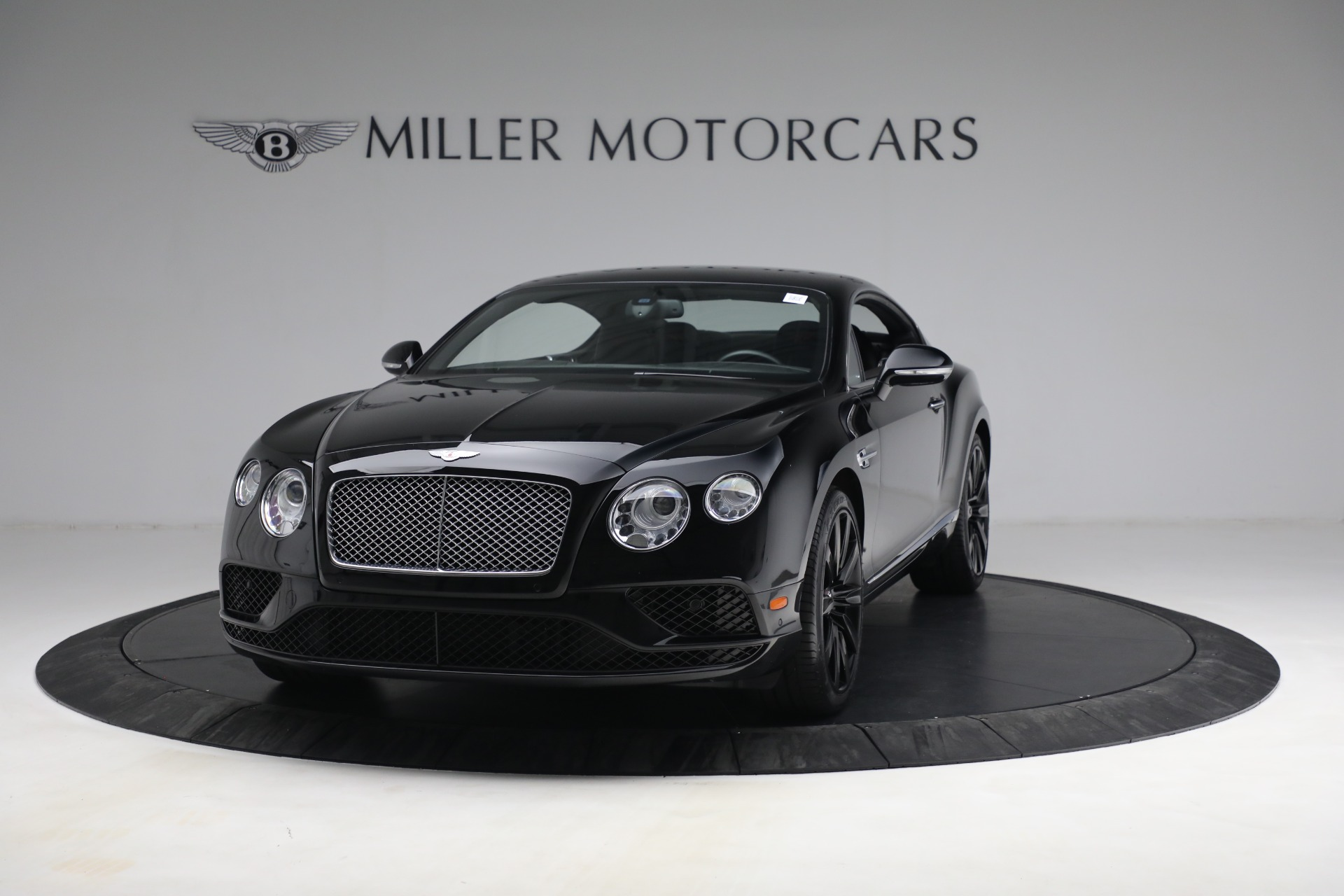 Used 2017 Bentley Continental GT V8 for sale $149,900 at McLaren Greenwich in Greenwich CT 06830 1