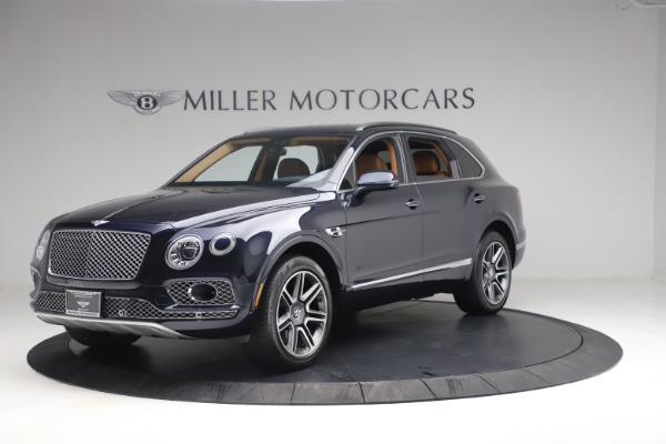 Used 2018 Bentley Bentayga W12 Signature for sale $149,900 at McLaren Greenwich in Greenwich CT 06830 2
