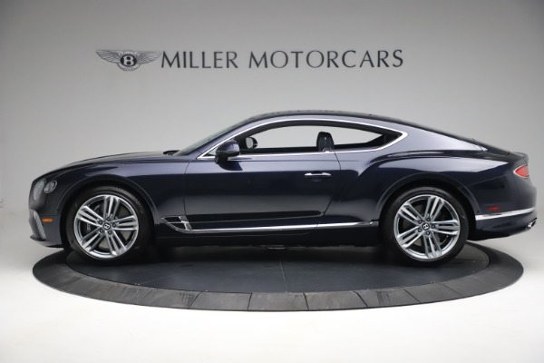 Used 2021 Bentley Continental GT V8 for sale Call for price at McLaren Greenwich in Greenwich CT 06830 2
