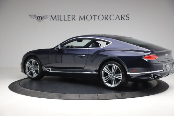 Used 2021 Bentley Continental GT V8 for sale Call for price at McLaren Greenwich in Greenwich CT 06830 3