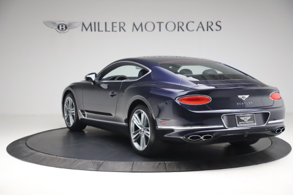 Used 2021 Bentley Continental GT V8 for sale Call for price at McLaren Greenwich in Greenwich CT 06830 4