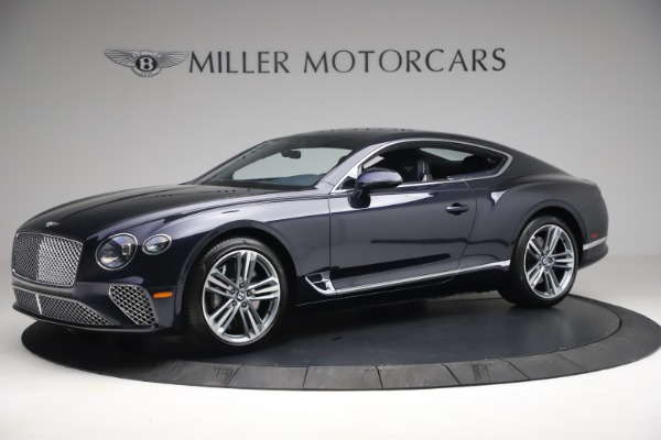 Used 2021 Bentley Continental GT V8 for sale Call for price at McLaren Greenwich in Greenwich CT 06830 1
