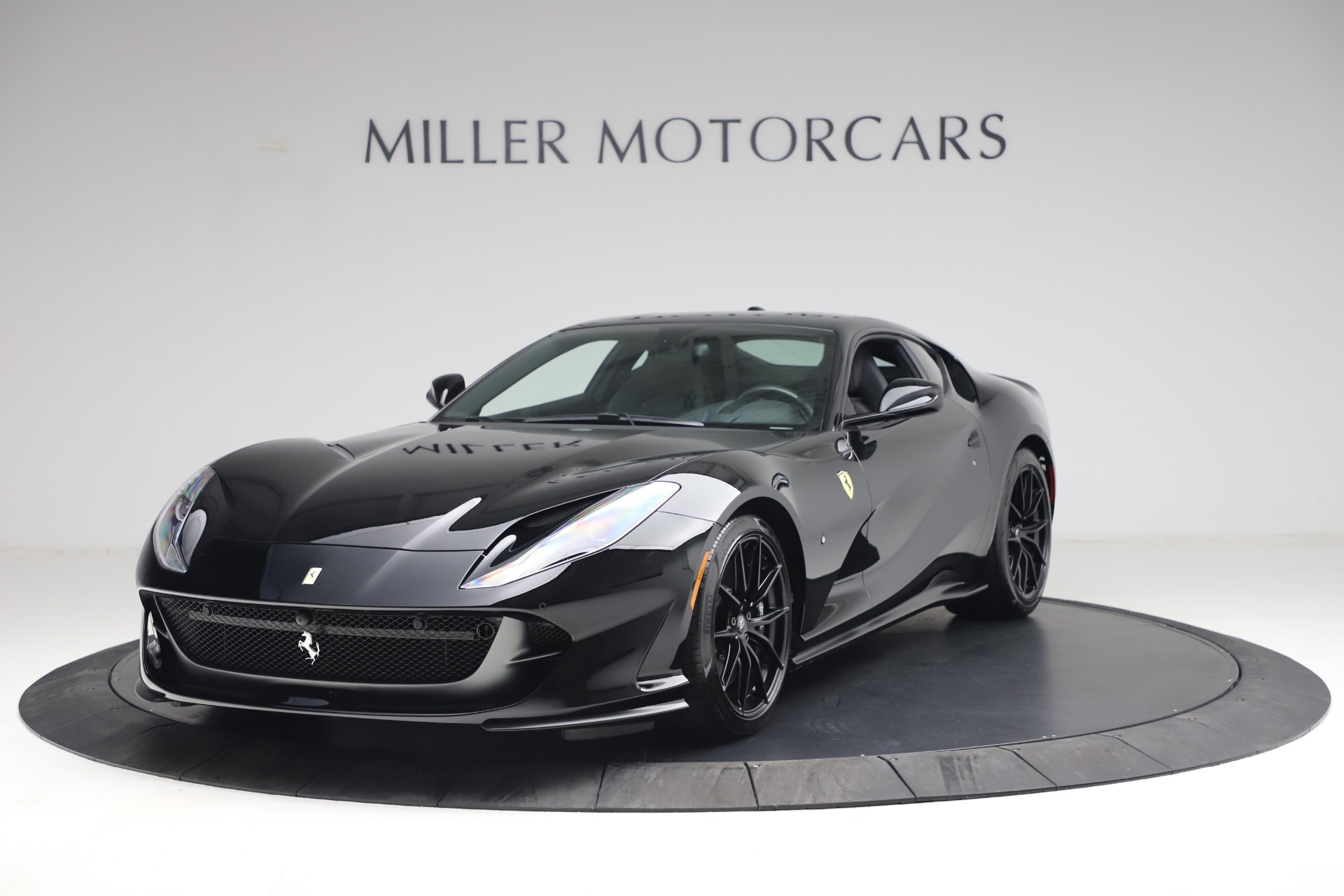 Used 2019 Ferrari 812 Superfast for sale $359,900 at McLaren Greenwich in Greenwich CT 06830 1