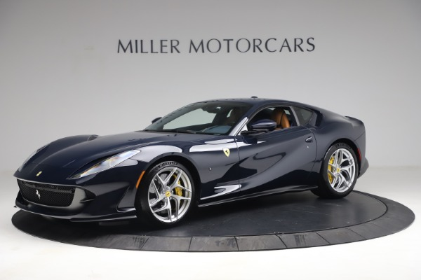 Used 2020 Ferrari 812 Superfast for sale $375,900 at McLaren Greenwich in Greenwich CT 06830 2