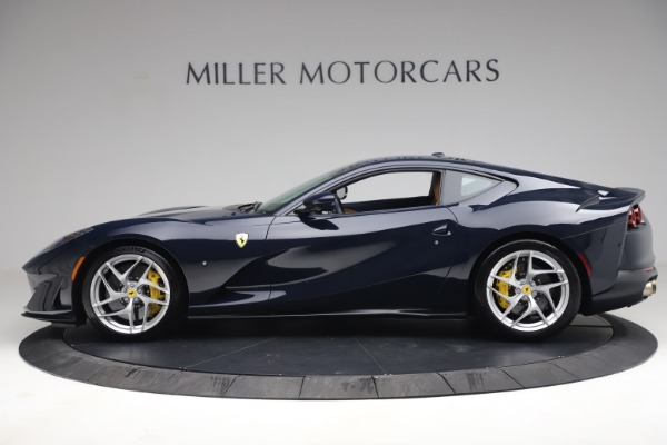 Used 2020 Ferrari 812 Superfast for sale $375,900 at McLaren Greenwich in Greenwich CT 06830 3