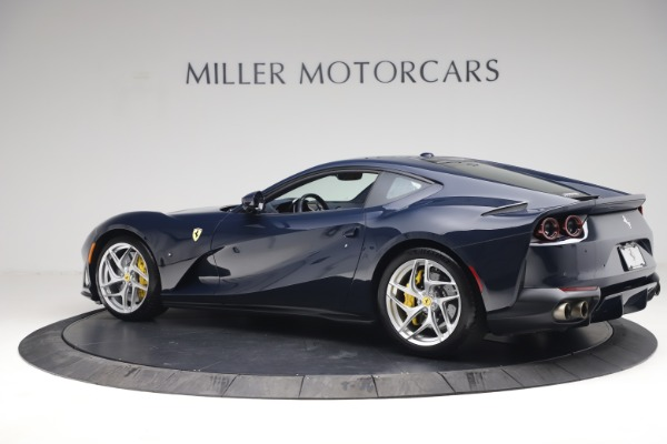 Used 2020 Ferrari 812 Superfast for sale $375,900 at McLaren Greenwich in Greenwich CT 06830 4