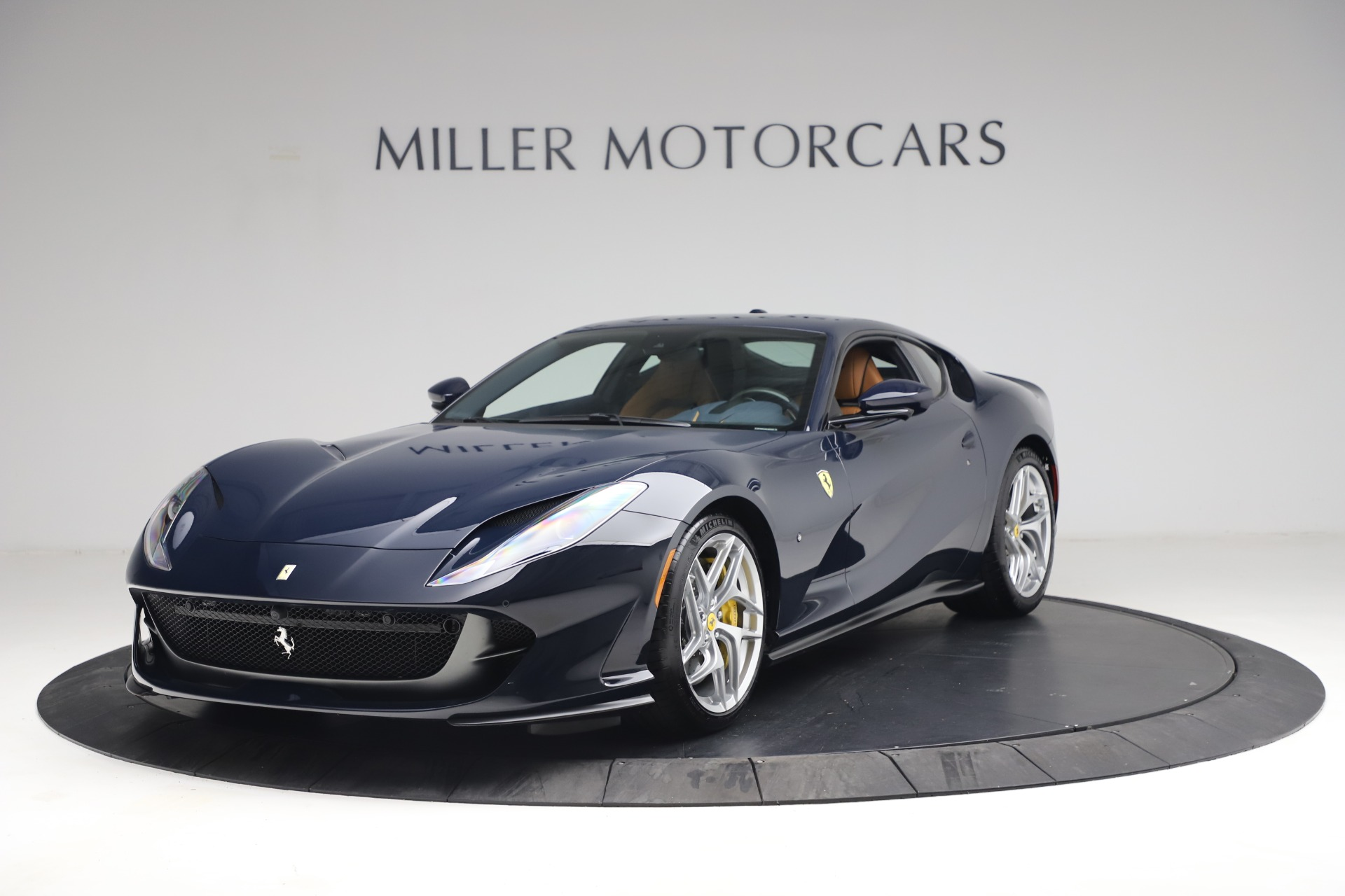 Used 2020 Ferrari 812 Superfast for sale $375,900 at McLaren Greenwich in Greenwich CT 06830 1