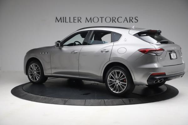 New 2021 Maserati Levante GranSport for sale $77,900 at McLaren Greenwich in Greenwich CT 06830 4
