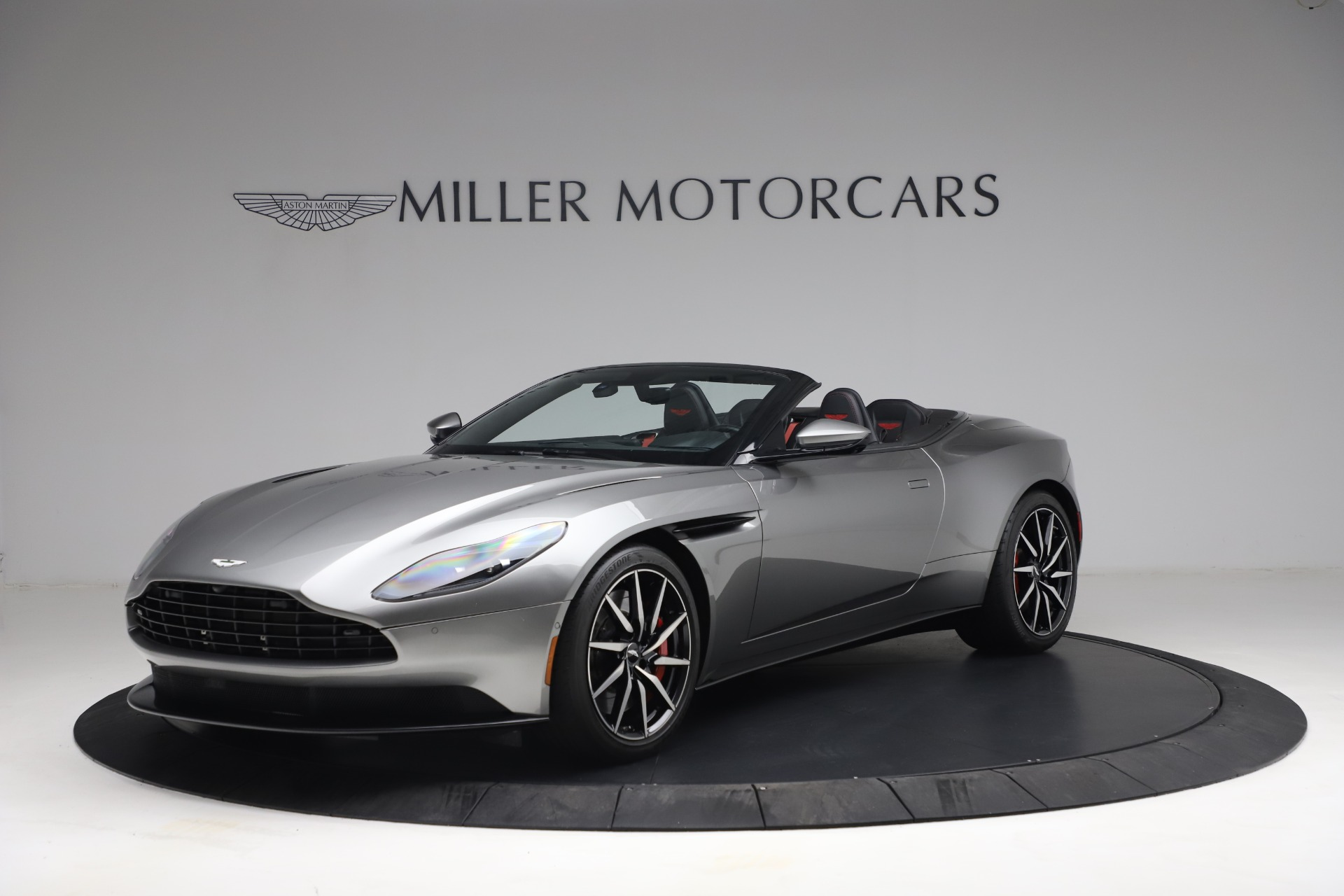 Used 2019 Aston Martin DB11 Volante for sale Call for price at McLaren Greenwich in Greenwich CT 06830 1