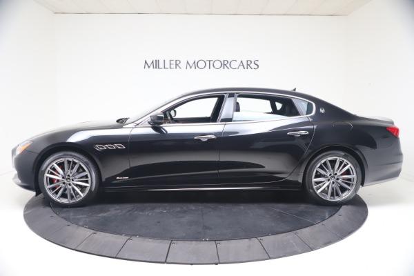 New 2021 Maserati Quattroporte S Q4 GranLusso for sale $129,135 at McLaren Greenwich in Greenwich CT 06830 2