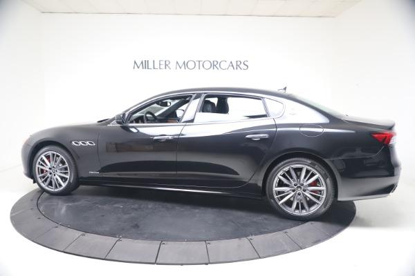 New 2021 Maserati Quattroporte S Q4 GranLusso for sale $129,135 at McLaren Greenwich in Greenwich CT 06830 3