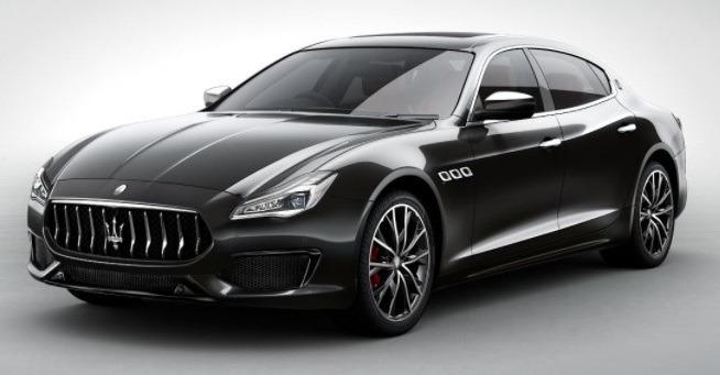 New 2021 Maserati Quattroporte S Q4 for sale $121,325 at McLaren Greenwich in Greenwich CT 06830 1