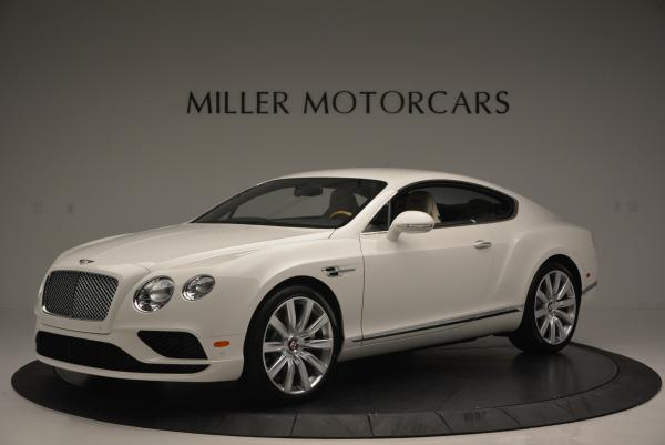 New 2016 Bentley Continental GT V8 for sale Sold at McLaren Greenwich in Greenwich CT 06830 2