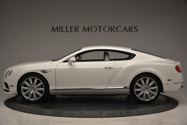 New 2016 Bentley Continental GT V8 for sale Sold at McLaren Greenwich in Greenwich CT 06830 3