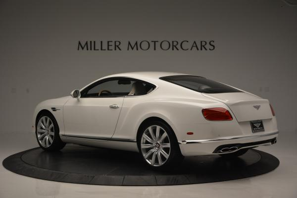 New 2016 Bentley Continental GT V8 for sale Sold at McLaren Greenwich in Greenwich CT 06830 4
