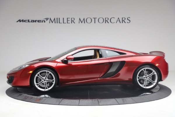 Used 2012 McLaren MP4-12C for sale Call for price at McLaren Greenwich in Greenwich CT 06830 2