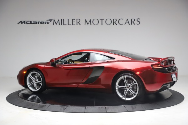 Used 2012 McLaren MP4-12C for sale Call for price at McLaren Greenwich in Greenwich CT 06830 3