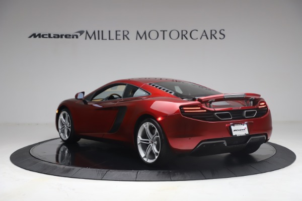 Used 2012 McLaren MP4-12C for sale Call for price at McLaren Greenwich in Greenwich CT 06830 4