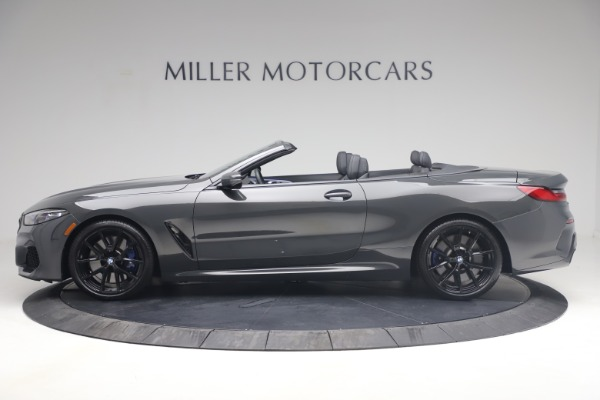 Used 2019 BMW 8 Series M850i xDrive for sale $99,900 at McLaren Greenwich in Greenwich CT 06830 3