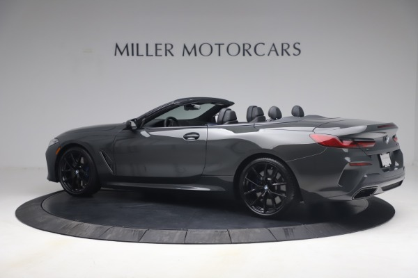 Used 2019 BMW 8 Series M850i xDrive for sale $99,900 at McLaren Greenwich in Greenwich CT 06830 4